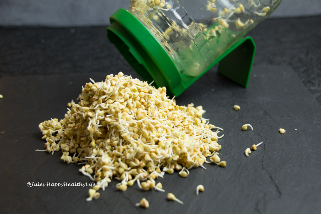sprouted buckwheat gluten-free