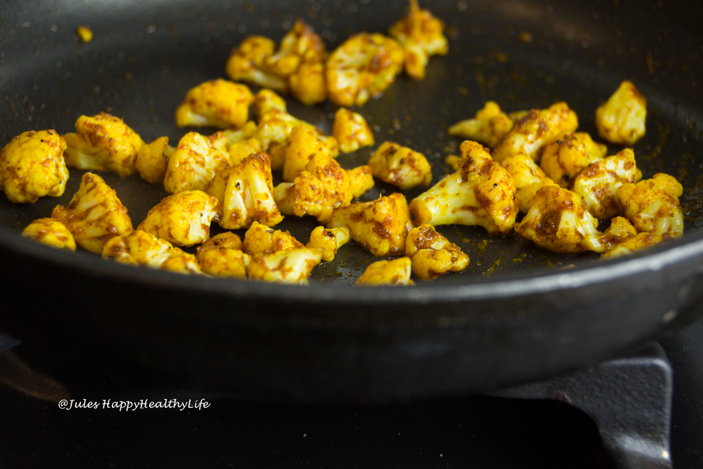 Brian's Way Of Life spice mixture for cauliflower