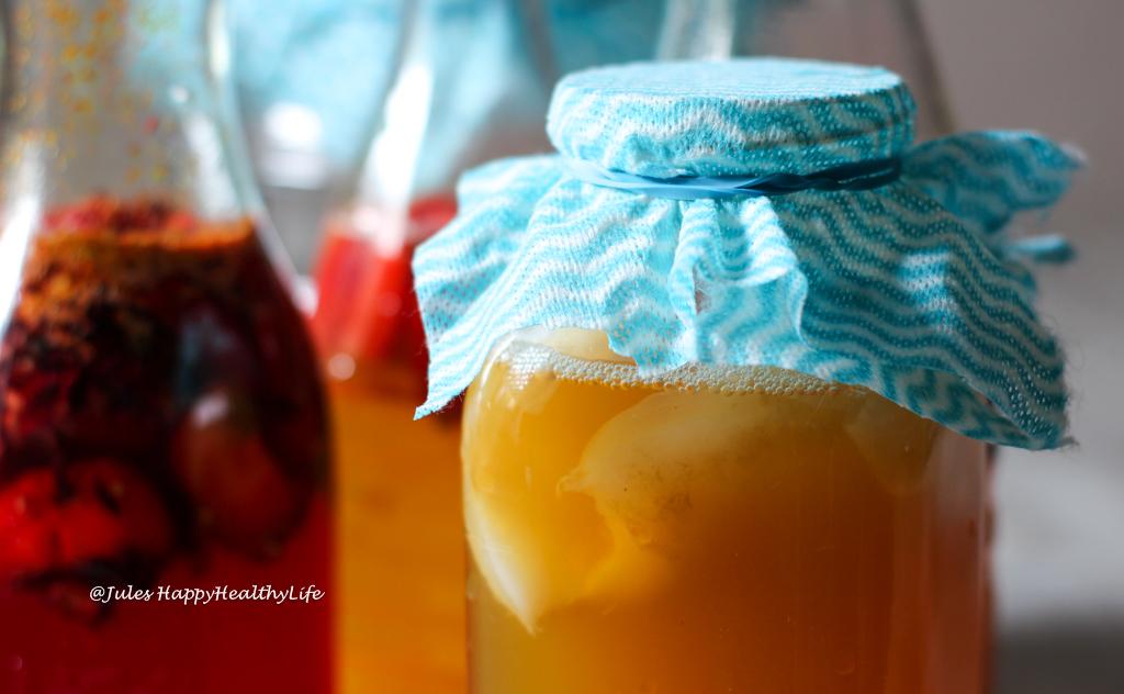 Bei der Verarbeitung des Jun Pilz für Jun Tee bitte auf Hygiene achten