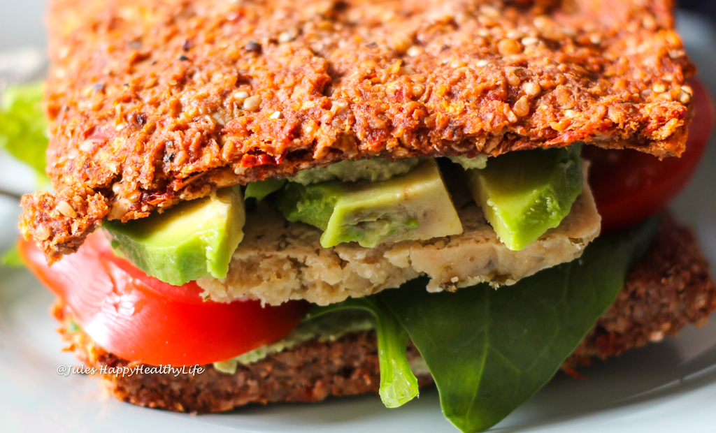 Gluten-free Recipe for Raw Italian Buckwheat Bread