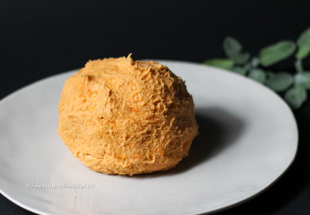 Dough for gluten-free Sweet Potato Gnocchi